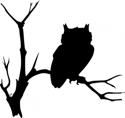 Owl Free Vector In Open Office Drawing