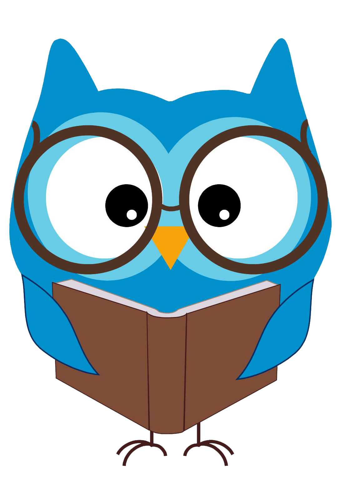 Best Wise Owl Clipart #28223 - Clipartion.com