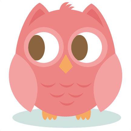 Popular Items For Pink Owl Clipart On Image