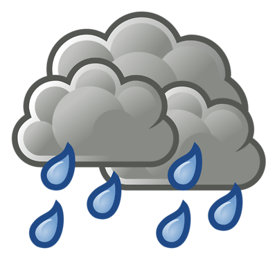 Rain Clouds Clipart Free