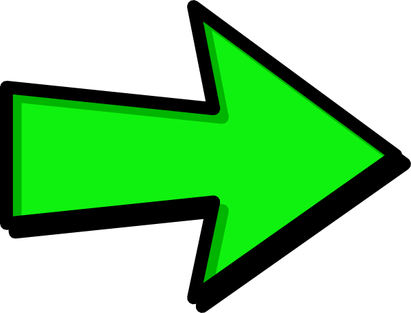 Right Arrow Clipart