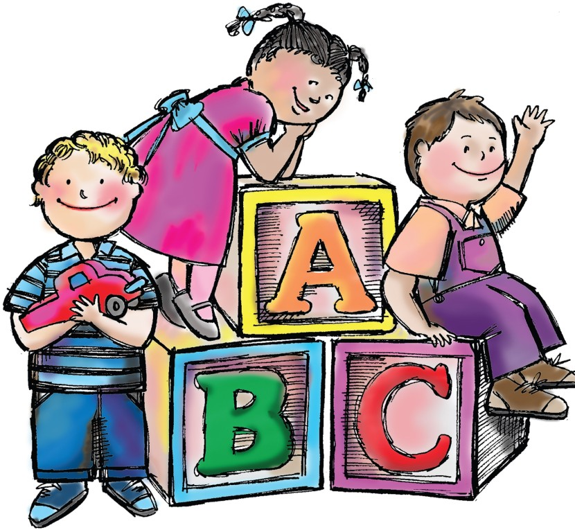 School Children Clipart