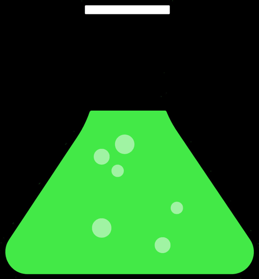 Science Flask Clipart