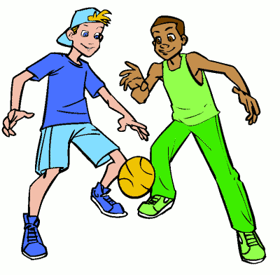 Standing Football Player Clipart Free