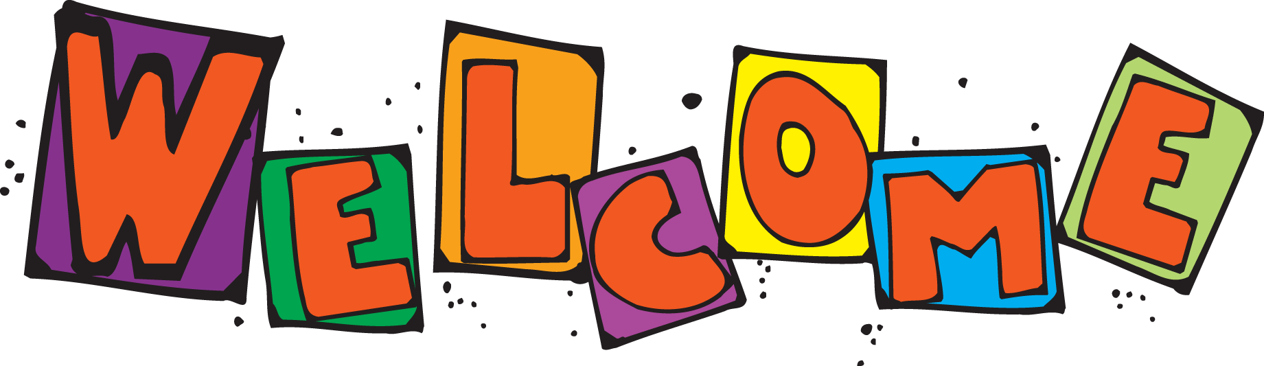 Image result for welcome clipart with kids
