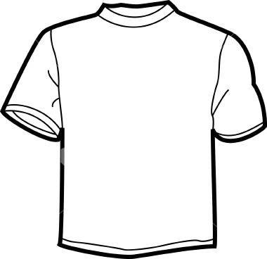 White T Shirt Vector Online Free