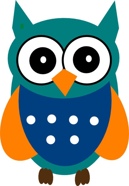 Wise Owl Clipart