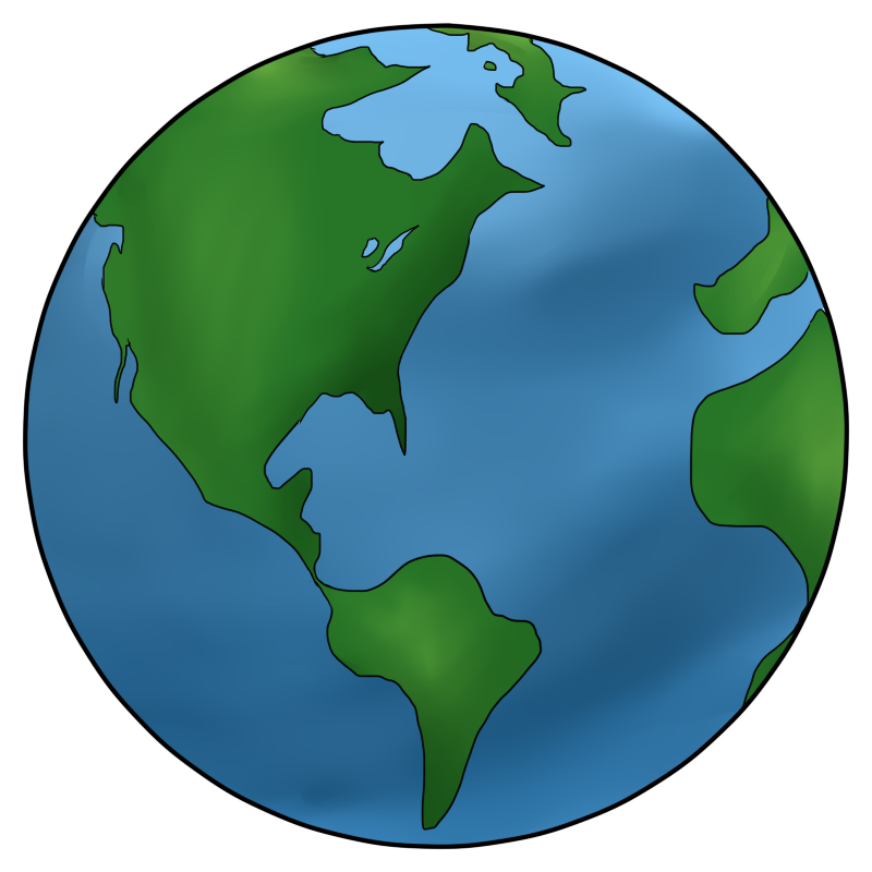 exclusive this planet earth clip art
