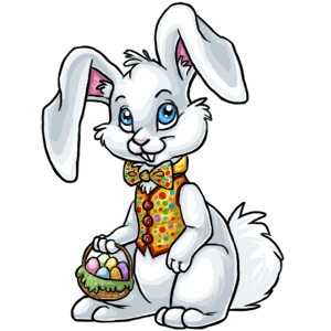 Easter Bunny Clipart Free