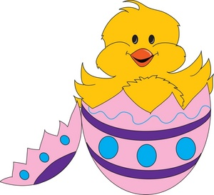 Easter Chick Clipart Easter Chick Images
