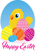 Free Easter Clipart Graphics Illustrations