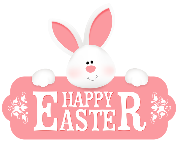 Happy Easter Transparent Clipart Happy Easter Transparent Clip