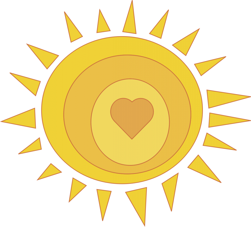 Clipart Love Sunshine