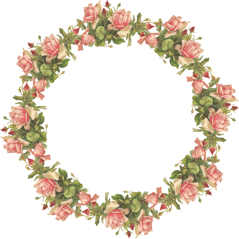 Rose Border Clipart Png Free Images Freeclipart Pw