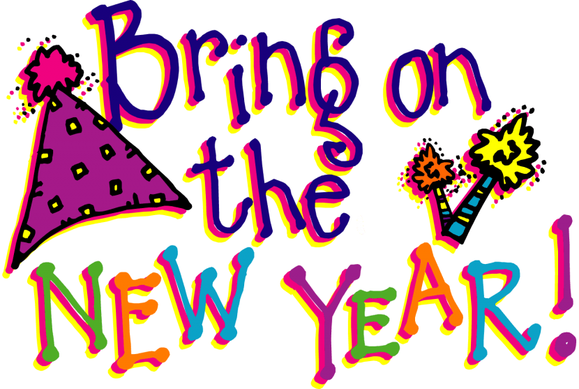 Happy New Year 9 Clipart New Years Eve