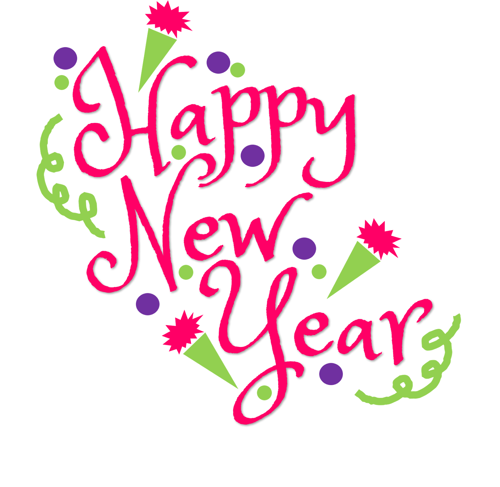 Happy New Year Clipart 9 Clipart Crossword