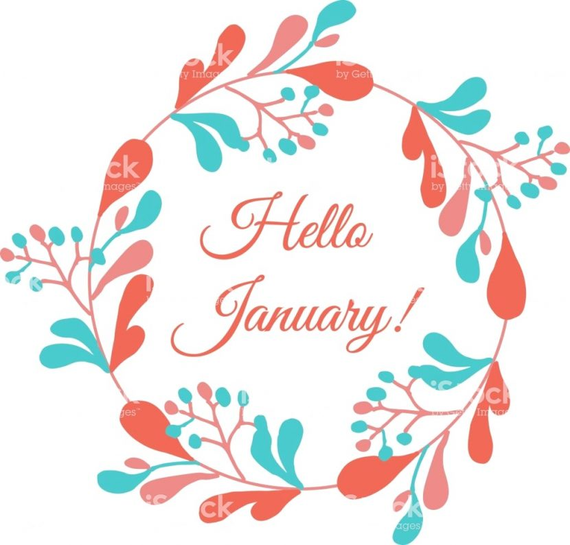 January Clipart Free At Getdrawings Com For Personal Use Throughout