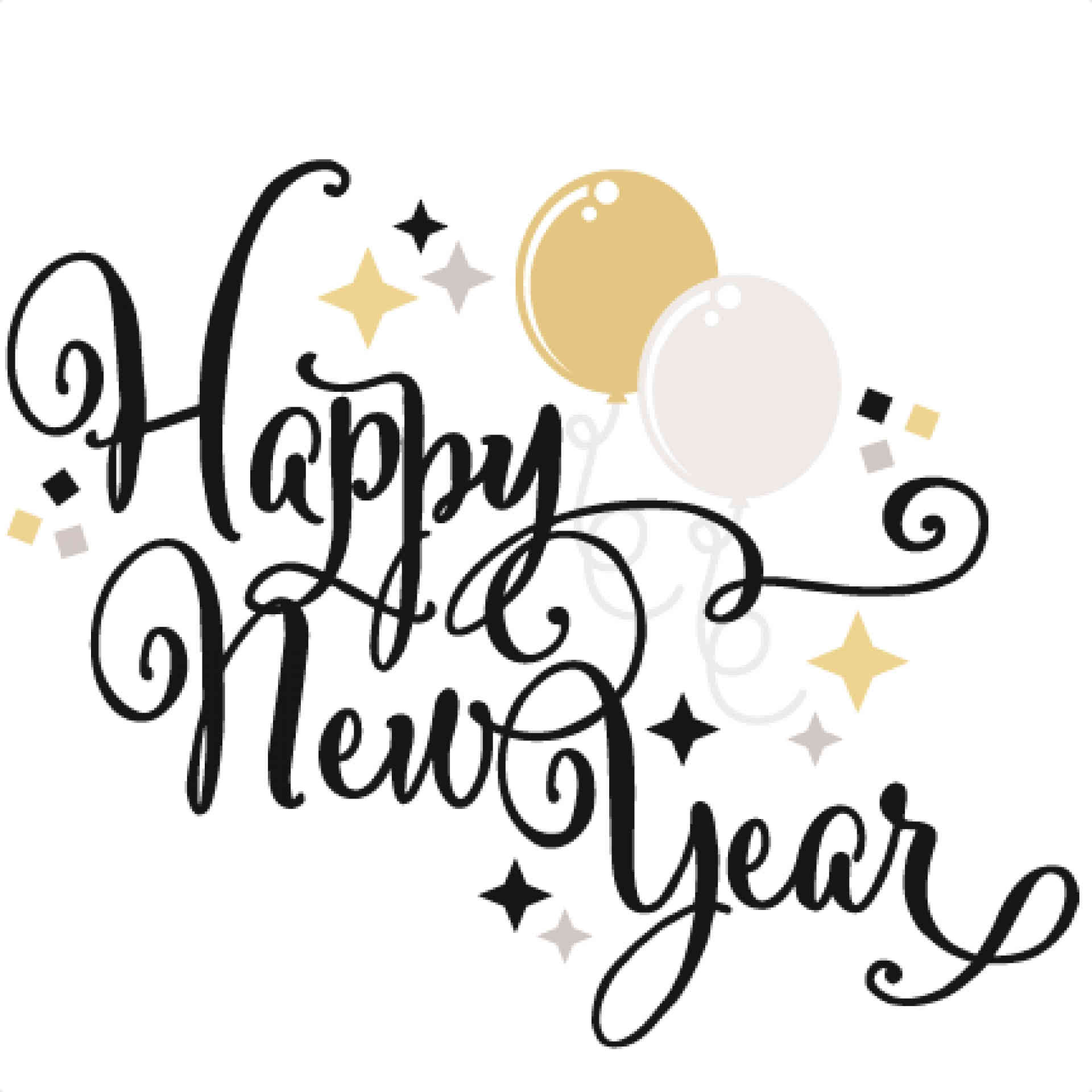 New Year Clipart Transitionsfv