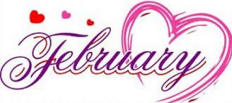 Free February Clipart