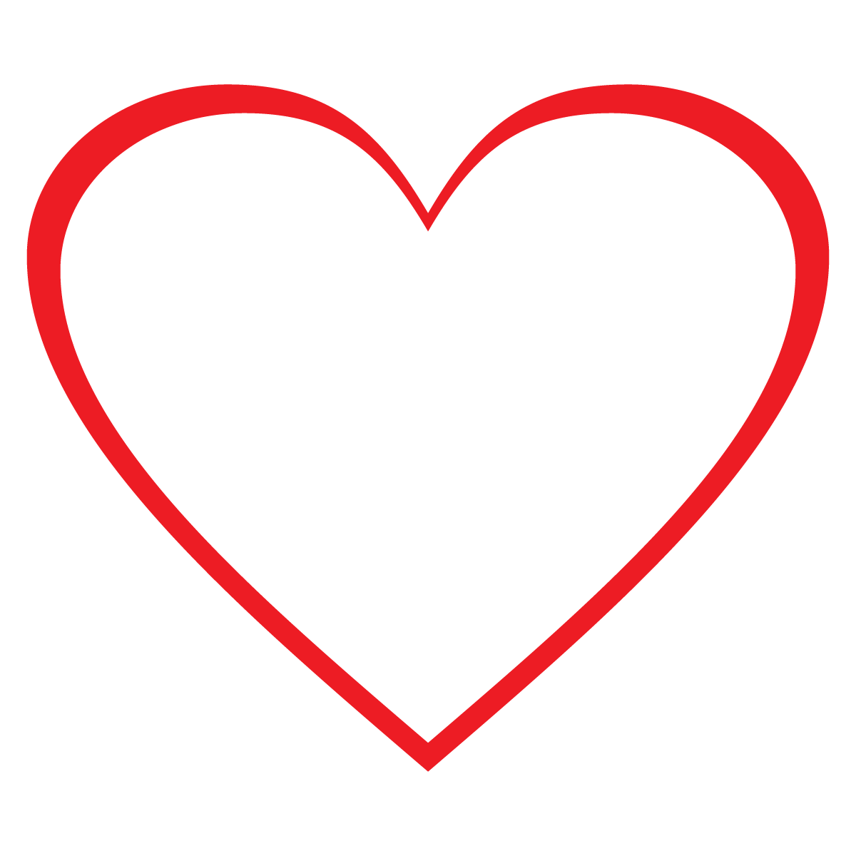 Heart Clipart Free Of Hearts Clipart Clipart
