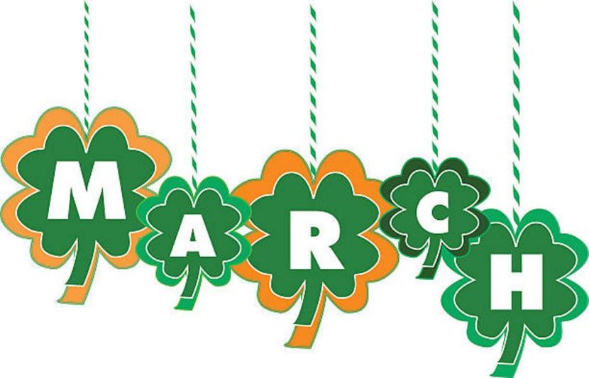 March Clipart Picture March Clipart