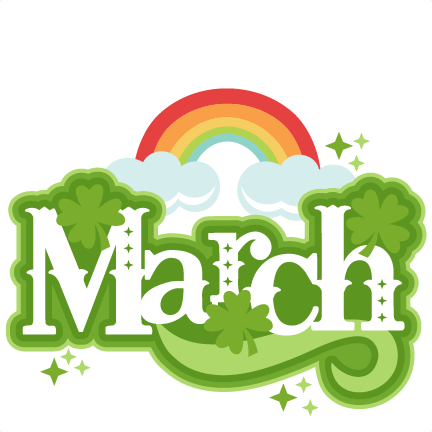 March Free Cliparts